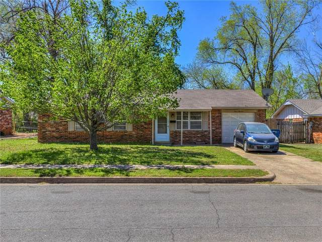 700 Willis Street, Noble, OK 73068 (MLS #953059) :: Your H.O.M.E. Team