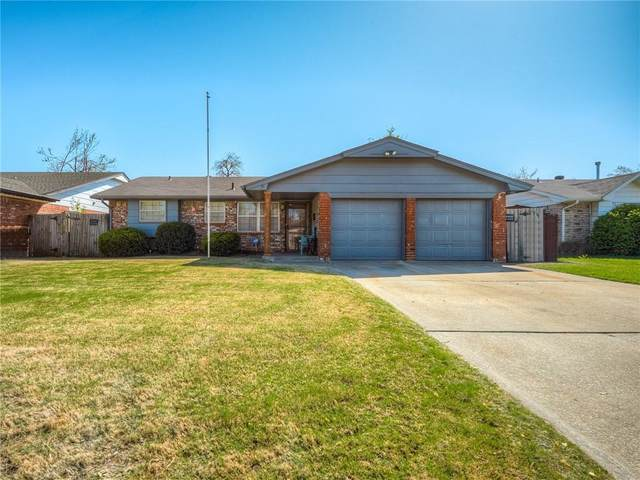 2712 SW 87th Street, Oklahoma City, OK 73159 (MLS #953086) :: Your H.O.M.E. Team