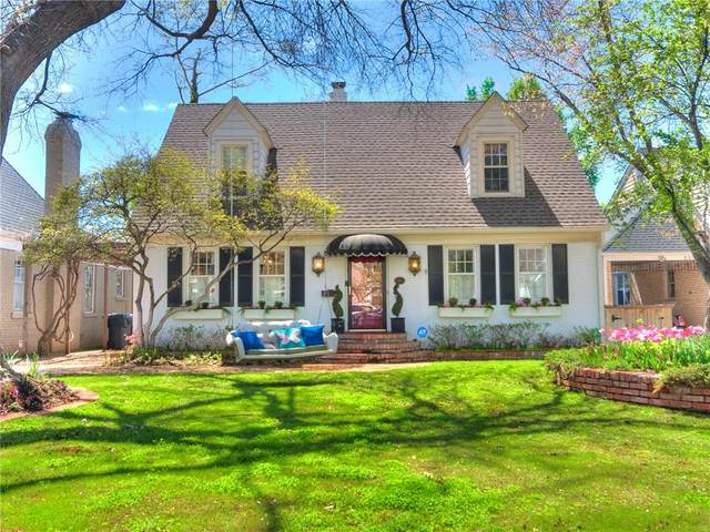 528 NW 40th Street, Oklahoma City, OK 73118 (MLS #953088) :: Homestead & Co