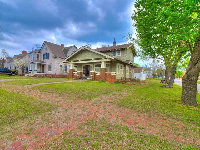 501 E Logan Avenue, Guthrie, OK 73044 (MLS #953092) :: Maven Real Estate