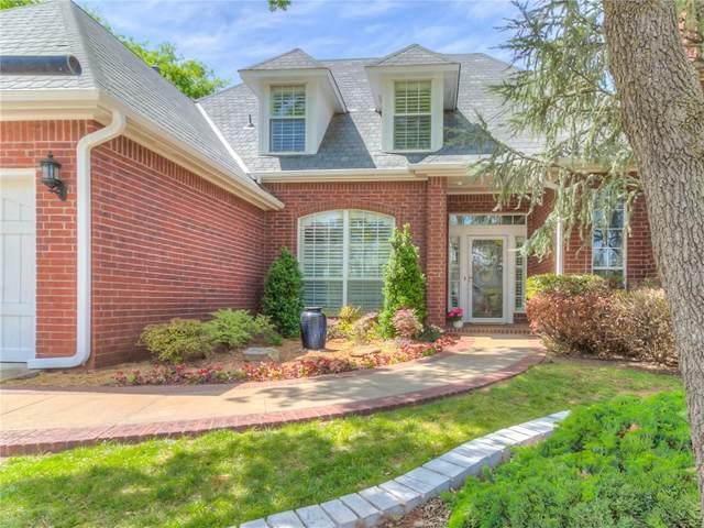 2209 Wildwood Terrace, Edmond, OK 73034 (MLS #953097) :: Maven Real Estate