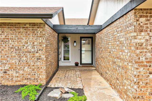 8805 Dena Lane, Oklahoma City, OK 73132 (MLS #953101) :: ClearPoint Realty