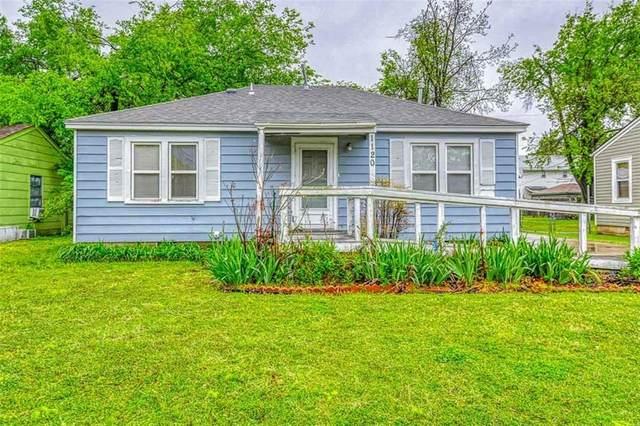 1120 W Comanche Street, Norman, OK 73069 (MLS #953112) :: Homestead & Co