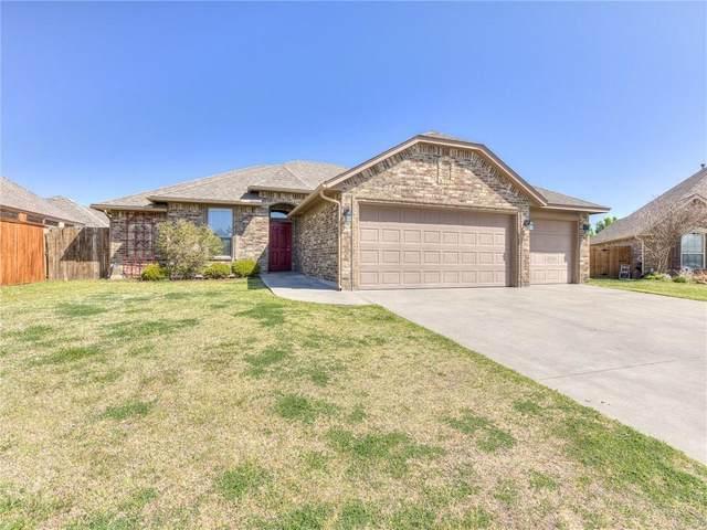 505 SW 30th Circle, Moore, OK 73160 (MLS #953123) :: Maven Real Estate