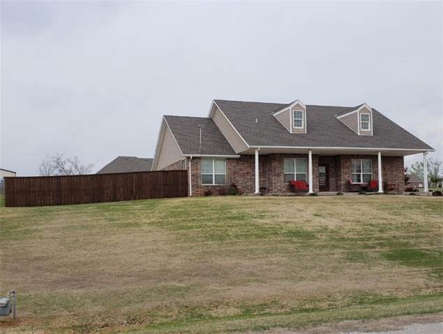 601 Chickasaw Springs Drive, Tuttle, OK 73089 (MLS #953135) :: Homestead & Co