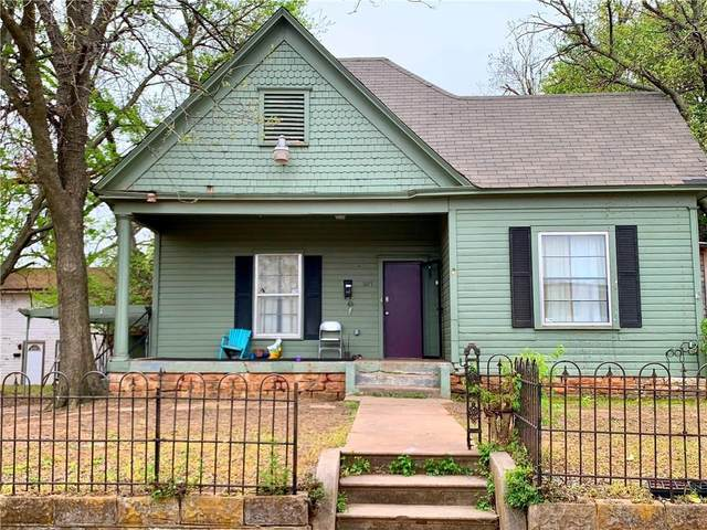 1015 W Minnesota Avenue, Chickasha, OK 73018 (MLS #953140) :: Homestead & Co