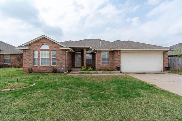 8213 Greer Way, Oklahoma City, OK 73132 (MLS #953144) :: Your H.O.M.E. Team