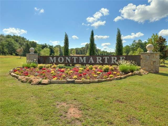 Block 7 Lot 4 Montmartre II, Edmond, OK 73034 (MLS #953152) :: Homestead & Co