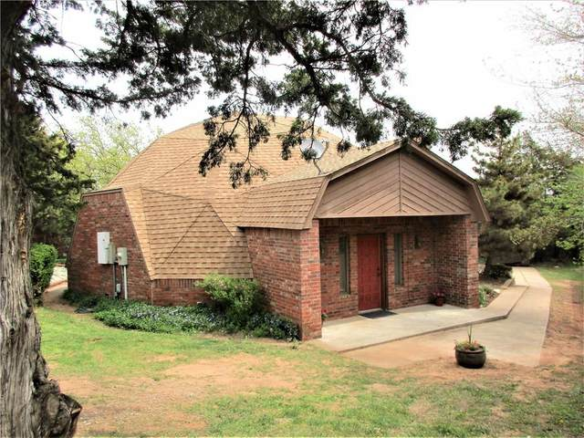 10351 N 2432 Circle, Weatherford, OK 73096 (MLS #953172) :: Homestead & Co