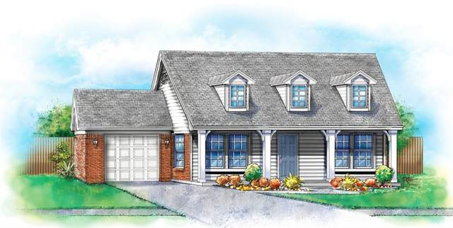 15600 Potomac Drive, Edmond, OK 73013 (MLS #953184) :: Homestead & Co
