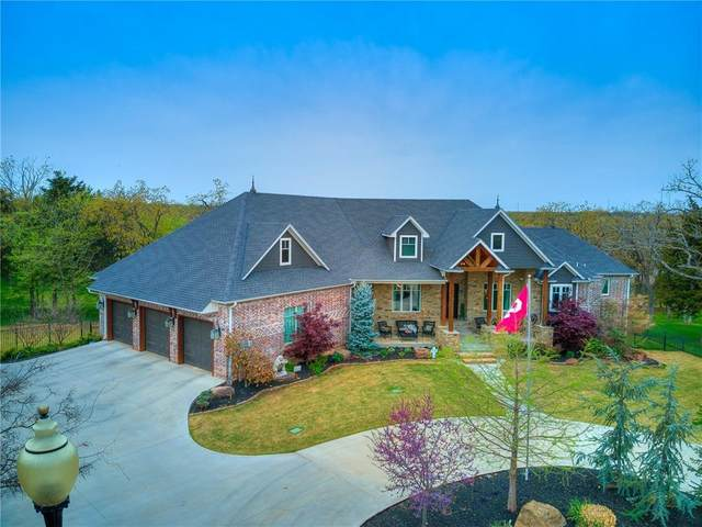 1309 Redbud Hollow, Edmond, OK 73034 (MLS #953193) :: Homestead & Co