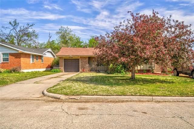 6745 NW 52nd Street, Bethany, OK 73008 (MLS #953200) :: Homestead & Co