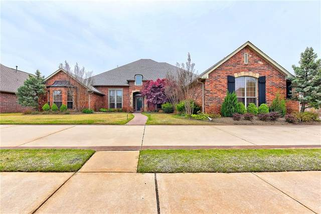508 NW 160th Street, Edmond, OK 73013 (MLS #953206) :: Keller Williams Realty Elite