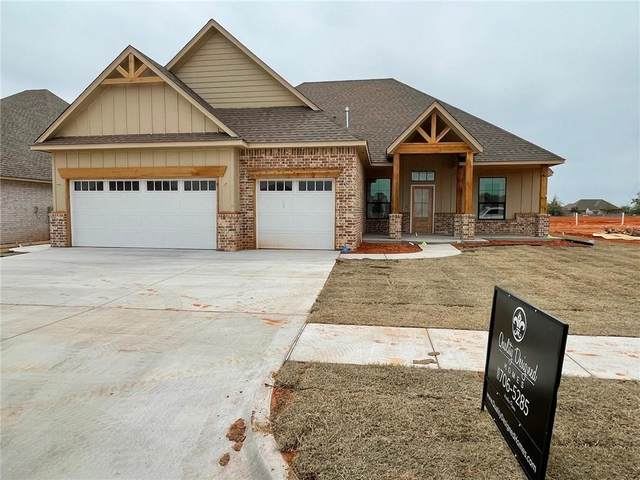 12012 SW 50th Street, Mustang, OK 73064 (MLS #953222) :: Maven Real Estate