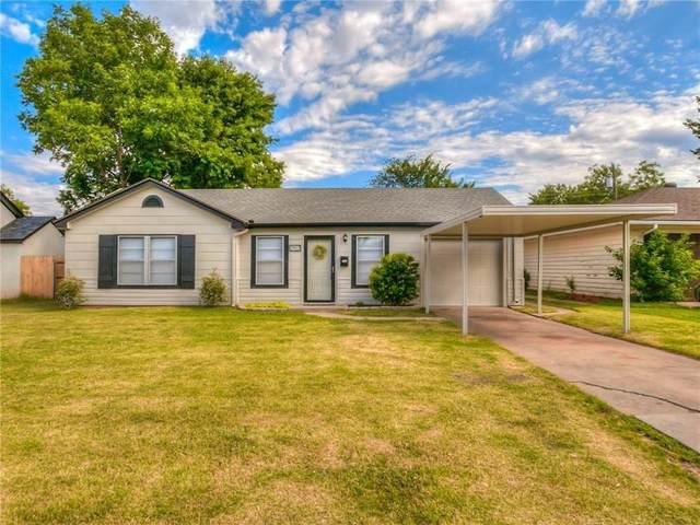 2917 Elmwood Avenue, Oklahoma City, OK 73116 (MLS #953223) :: Homestead & Co