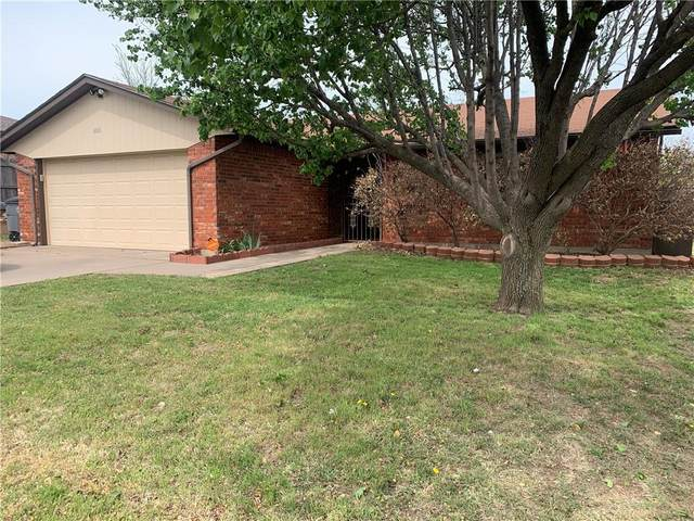 4818 Tattershall Way, Lawton, OK 73501 (MLS #953226) :: ClearPoint Realty