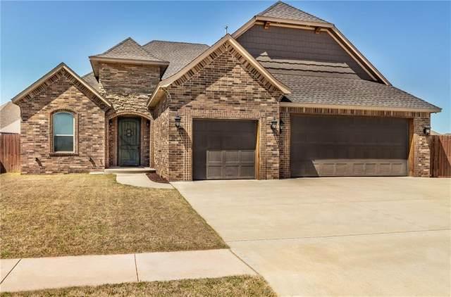 329 SE 9th Court, Moore, OK 73160 (MLS #953257) :: Maven Real Estate