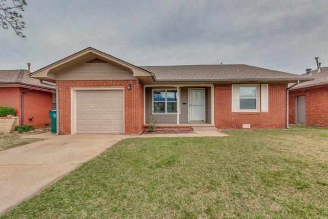 2937 NW 65th Street, Oklahoma City, OK 73116 (MLS #953262) :: Maven Real Estate