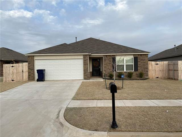 7632 Lipizzan Road, Oklahoma City, OK 73132 (MLS #953269) :: Homestead & Co