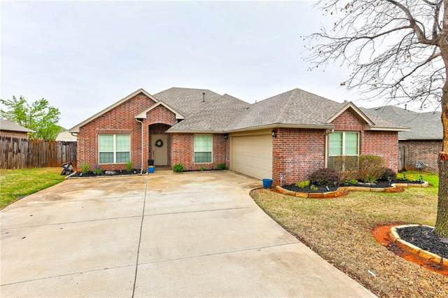 116 Kimberly Drive, Edmond, OK 73003 (MLS #953272) :: Homestead & Co