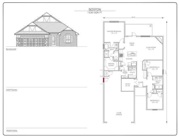 1312 NW 10th Terrace, Newcastle, OK 73065 (MLS #953279) :: Erhardt Group at Keller Williams Mulinix OKC