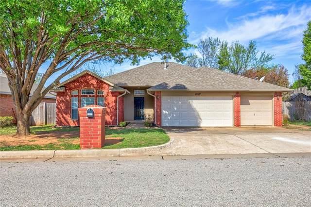 17317 Cedarwood Drive, Edmond, OK 73012 (MLS #953281) :: Maven Real Estate