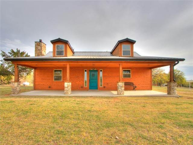2465 County Road 1240, Blanchard, OK 73010 (MLS #953287) :: Homestead & Co