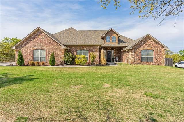 12825 Willow Bay Drive, Oklahoma City, OK 73165 (MLS #953290) :: Maven Real Estate