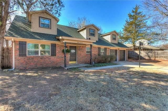 814 Hardin Drive, Norman, OK 73072 (MLS #953292) :: Homestead & Co