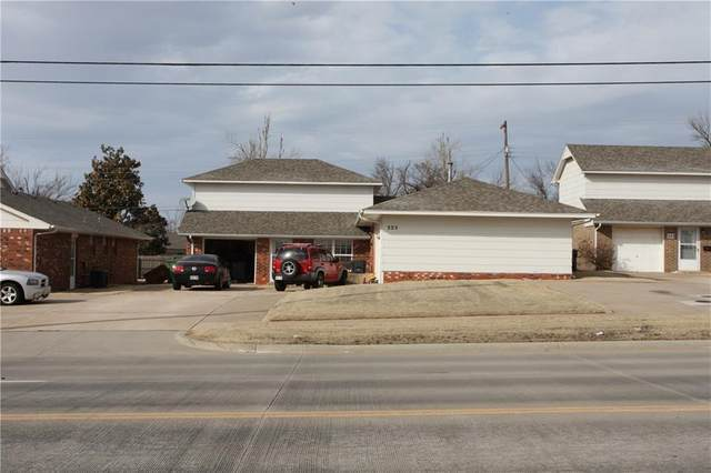 325 W Vandament Avenue, Yukon, OK 73099 (MLS #953295) :: Maven Real Estate