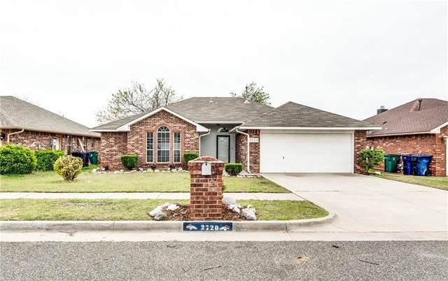 2720 SE 96th Street, Oklahoma City, OK 73160 (MLS #953297) :: Erhardt Group at Keller Williams Mulinix OKC