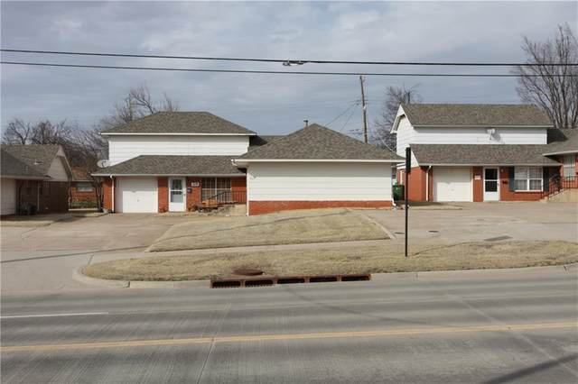 317 W Vandament Avenue, Yukon, OK 73099 (MLS #953299) :: Maven Real Estate