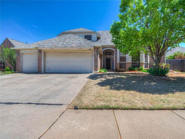 2708 Lysander Place, Oklahoma City, OK 73128 (MLS #953307) :: Homestead & Co