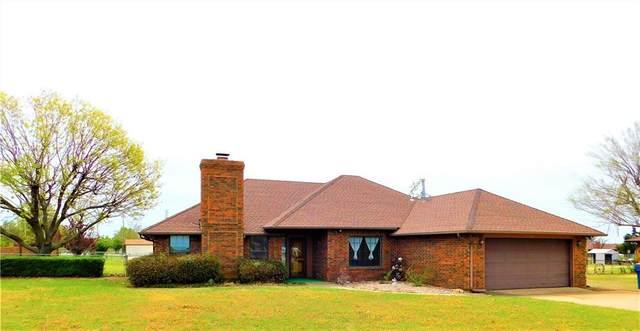 109 Amsey Lane, Guthrie, OK 73044 (MLS #953331) :: Erhardt Group at Keller Williams Mulinix OKC