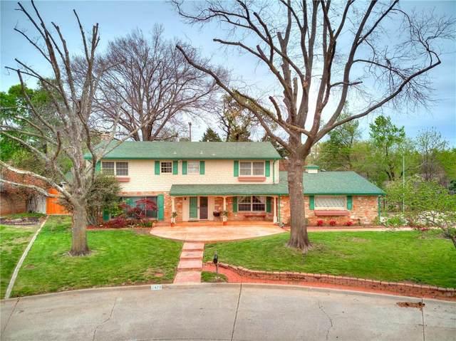1871 Rolling Hills Street, Norman, OK 73072 (MLS #953335) :: Homestead & Co