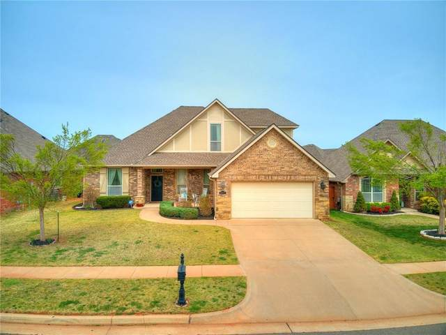 6017 NW 151st Street, Edmond, OK 73013 (MLS #953336) :: Keller Williams Realty Elite