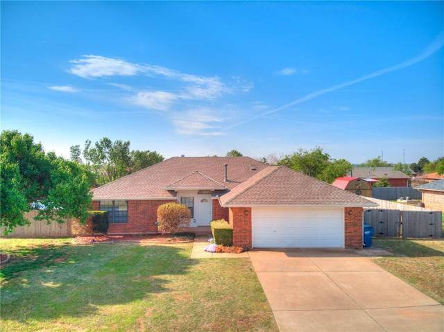 1010 Polk, Piedmont, OK 73078 (MLS #953351) :: Maven Real Estate