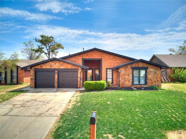 10408 Cricket Canyon Road, Oklahoma City, OK 73162 (MLS #953354) :: Homestead & Co
