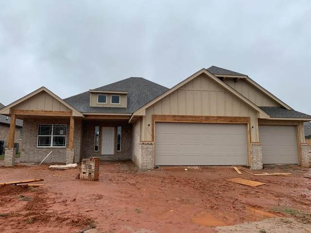 12009 SW 49th Street, Mustang, OK 73064 (MLS #953358) :: Erhardt Group at Keller Williams Mulinix OKC