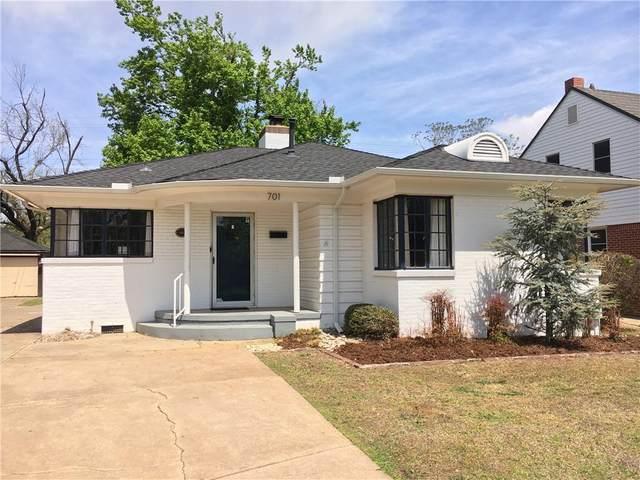 701 NW 42nd Street, Oklahoma City, OK 73118 (MLS #953369) :: Homestead & Co