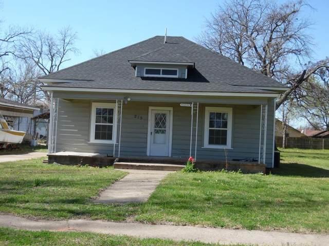 215 N Pecan Street, Pauls Valley, OK 73075 (MLS #953380) :: Homestead & Co