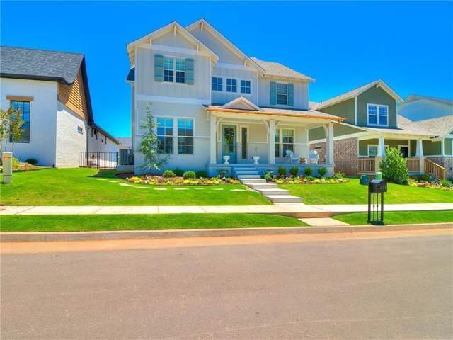 1724 Plaza District Drive, Edmond, OK 73034 (MLS #953413) :: Keller Williams Realty Elite