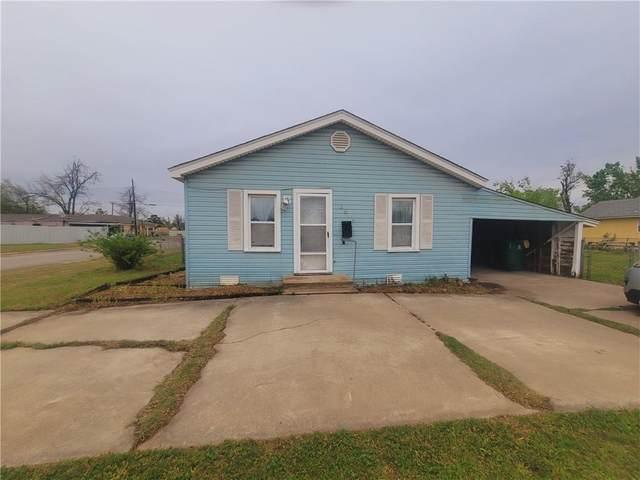 3545 SW 39th Street, Oklahoma City, OK 73119 (MLS #953417) :: Homestead & Co