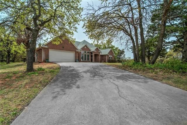 4200 Cedar Creek Drive, Edmond, OK 73034 (MLS #953424) :: Homestead & Co