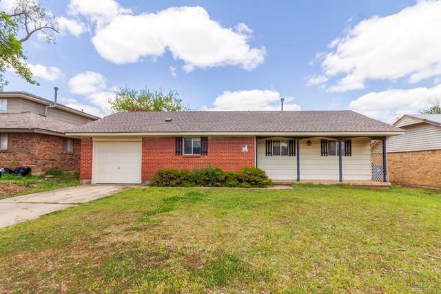 9625 Rhythm Road, Midwest City, OK 73130 (MLS #953432) :: Keller Williams Realty Elite