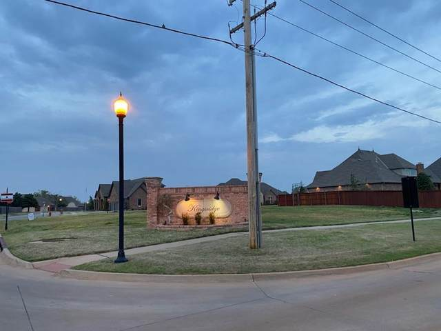 1200 Canteberry Drive, Yukon, OK 73099 (MLS #953433) :: Maven Real Estate