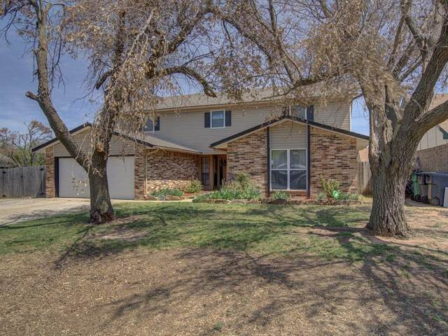 700 Westridge Court, Yukon, OK 73099 (MLS #953436) :: Maven Real Estate