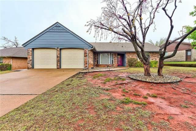 6708 Stonycreek Drive, Oklahoma City, OK 73132 (MLS #953447) :: Homestead & Co