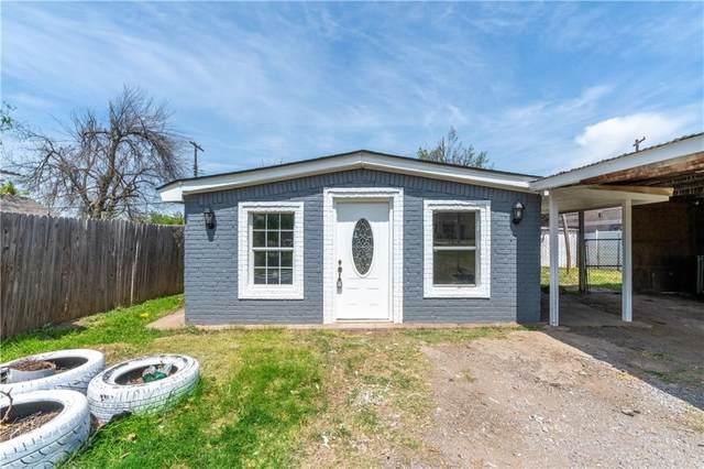 2621 SW 33rd Street, Oklahoma City, OK 73119 (MLS #953488) :: ClearPoint Realty