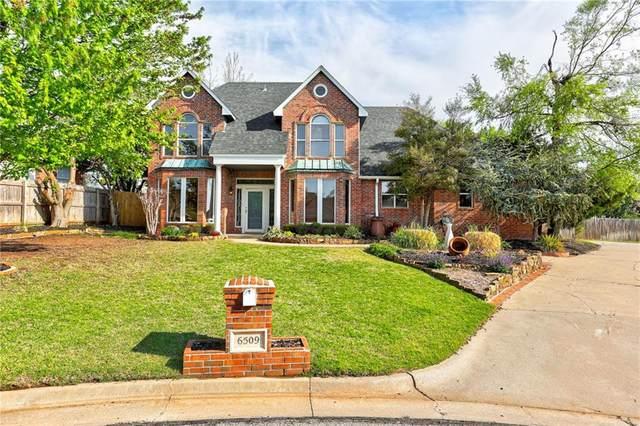 6509 NW 109th Street, Oklahoma City, OK 73162 (MLS #953507) :: Maven Real Estate